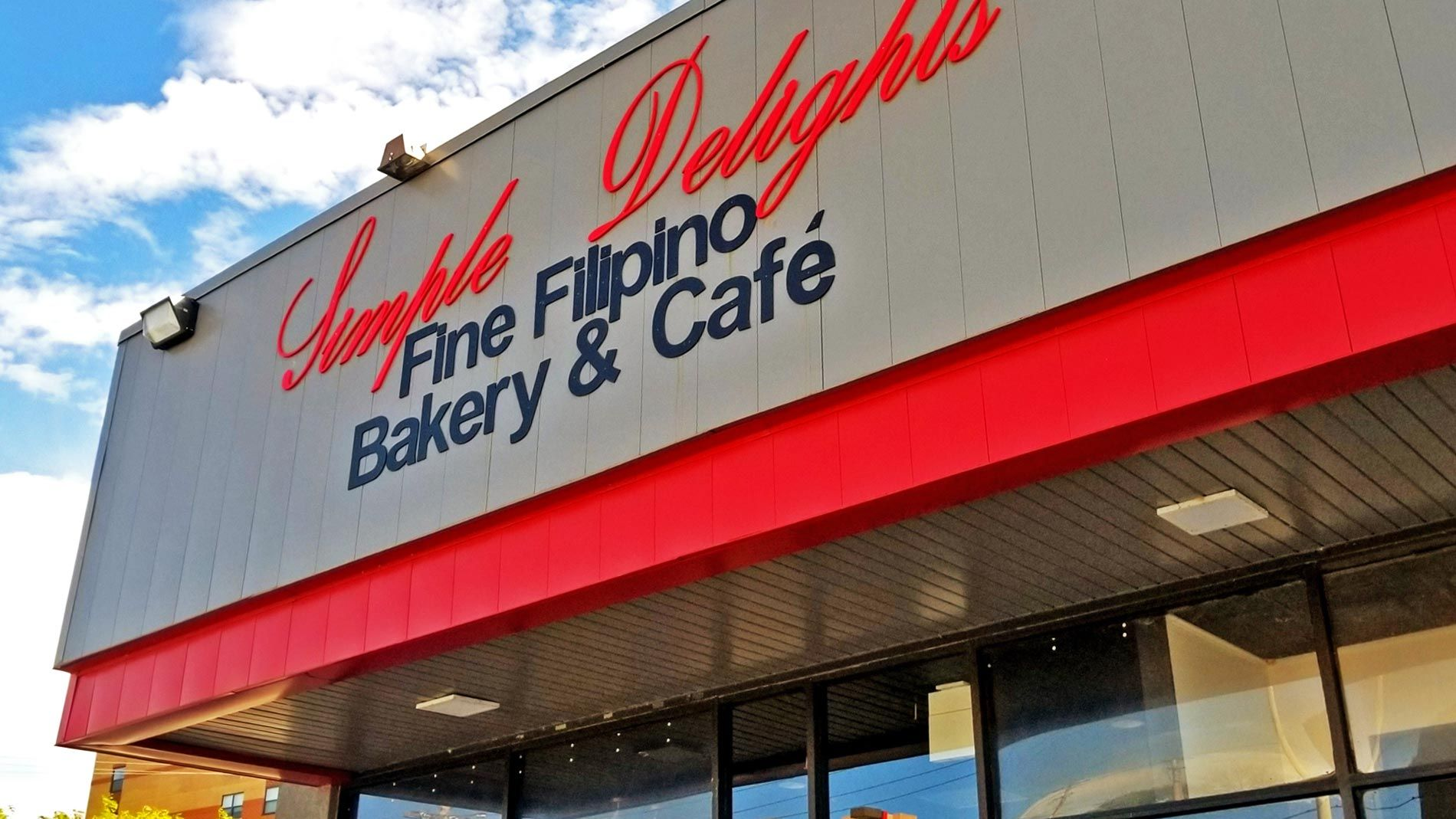 Simple Delights Filipino Bakery Cafe Chicago